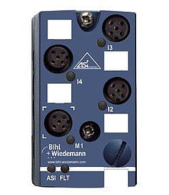 BWU2437 - BWU3782 - BWU3406 - Bộ truyền động - Bihl-Wiedemann
