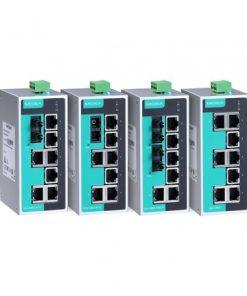 EDS-208A - Bộ chuyển mạch Ethernet 8 cổng - Moxa Vietnam