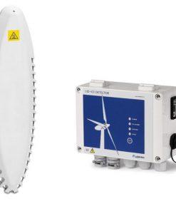 LID-3300IP – Máy dò băng trên tubin gió
