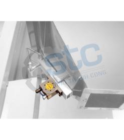NCR 120 - Máy rung khí nén dạng con lăn - Netter Vibration